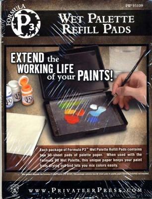 P3: Wet Palette Refill Pads