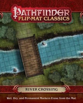 Pathfinder Flip Mat Classics: River Crossing