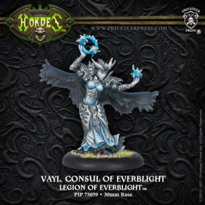Epic Warlock Vayl Consul of Everblight