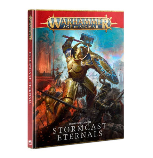 Battletome: Stormcast Eternals (DEUTSCH)