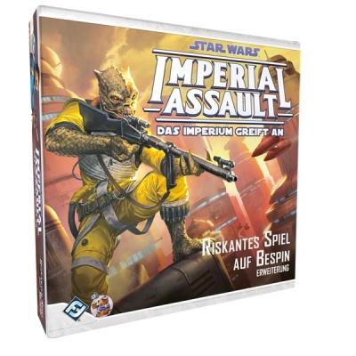 Star Wars: Imperial Assault  Riskantes Spiel auf Bespin