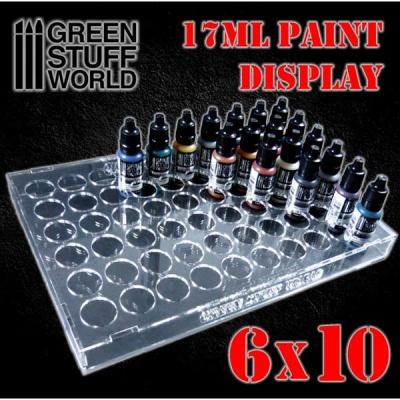 Paint Display 17ml (6x10)