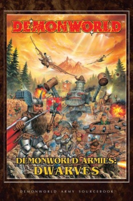 Demonworld Armies - Dwarves