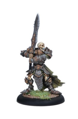 Mercenary Risen Thrall Warrior (1)