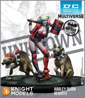 Harley Quinn (Rebirth)