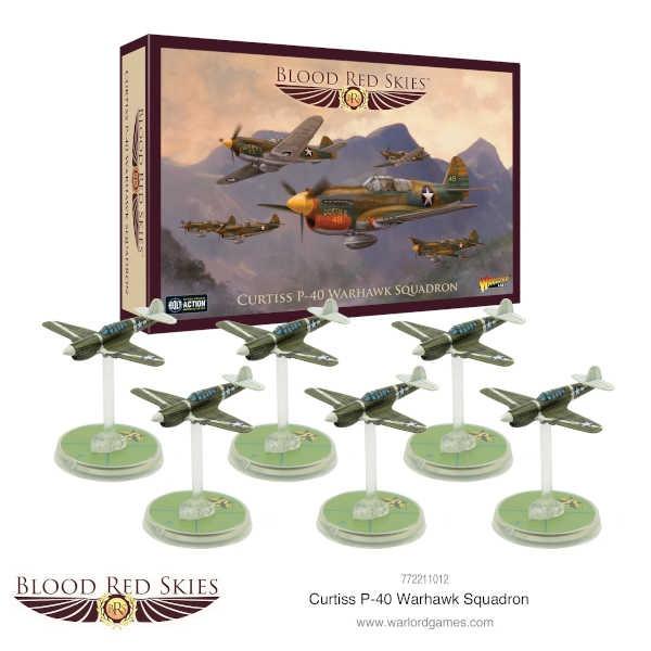 Curtis P-40 Warhawk Squadron