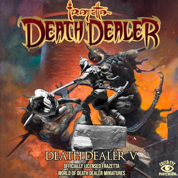 Death Dealer: Death Dealer V