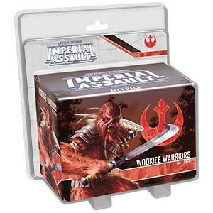 Imperial Assault - Wookiee Warriors Ally Pack