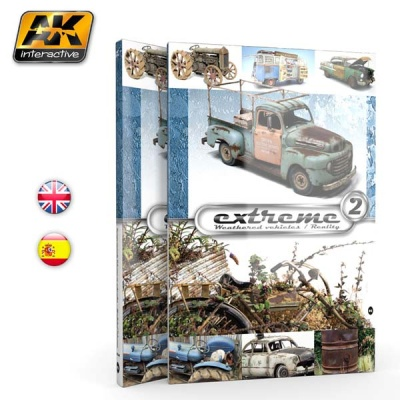 Extreme²: Weathering Vehicles + Reality (Buch)