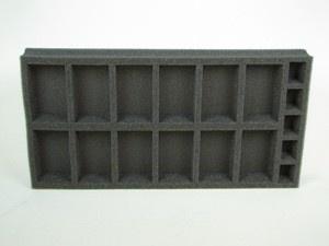 FOW 12 Artillery Foam Tray