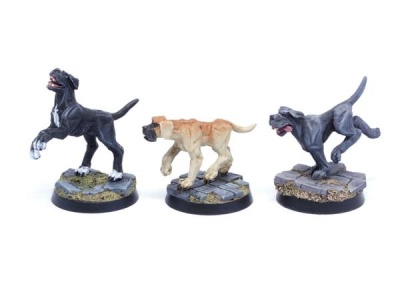 Dogs Set 2 - Mastiffs (3)
