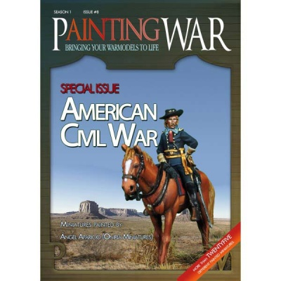 Painting War 8: American Civil War