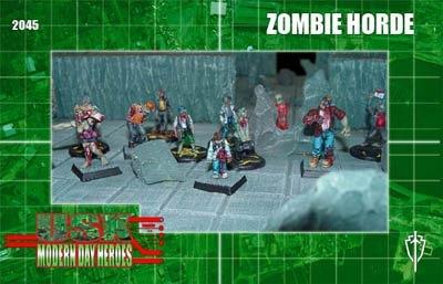 Zombie Horde Set (12)