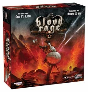 Blood Rage Grundspiel (deutsch)