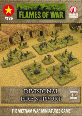 PAVN Divisional Fire Support