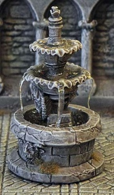 Magical Fountain