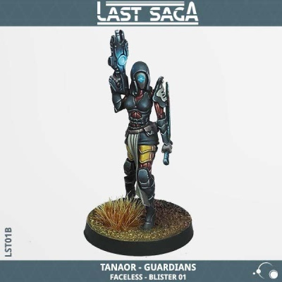 Tanaor Guardian Faceless