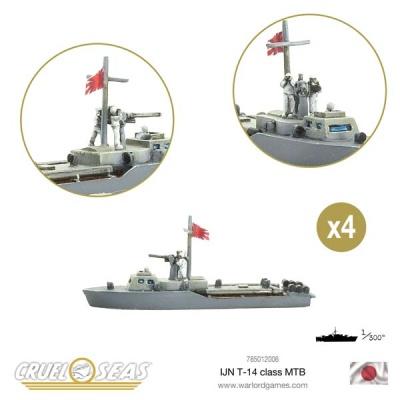 IJN T-14 class MTB