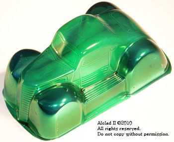 Alclad II Transparent Green