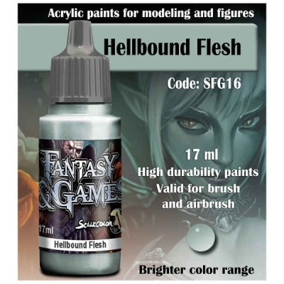 Scalecolor Fantasy 16 Hellbound Flesh (17ml)