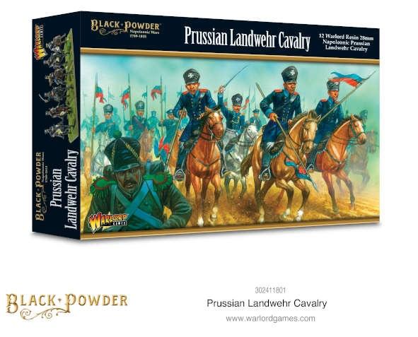Prussian Landwehr cavalry (12)
