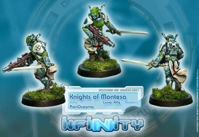 Knights of Montesa (Combi Rifle+Light GL) (PO)
