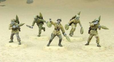 Blutkreuz Korps Zombies Suicide Squad