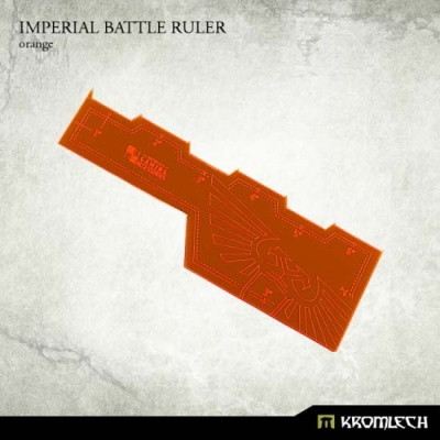 Imperial Battle Ruler [orange]