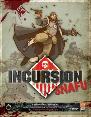 SNAFU Expansion Book