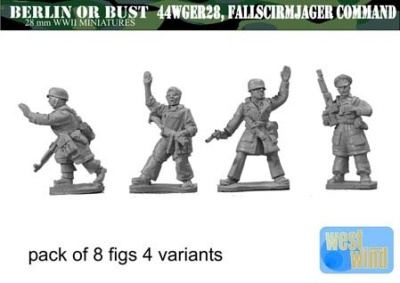 German Fallschirmjaeger Command