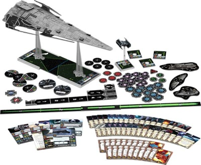 Star Wars X-Wing: Imperiale Sturm-Korvette Erweiterung-Pack