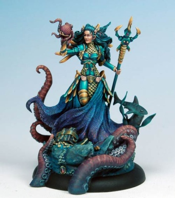 Marike - Guardian of the Sea