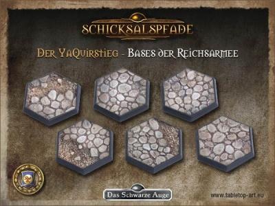 Der Yaquirstieg - Bases der Reichsarmee