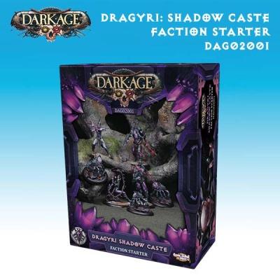Dragyri Shadow Caste Faction Starter
