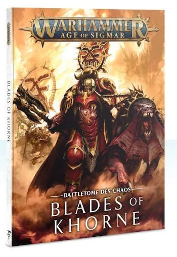 Battletome: Blades Of Khorne (deutsch)