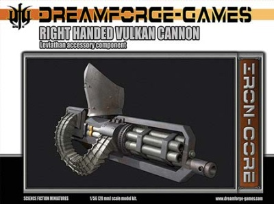 Vulkcan Cannon Right Handed