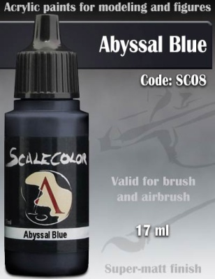 Scalecolor 08 Abyssal Blue (17ml)