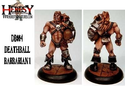 Deathball Babarian 1
