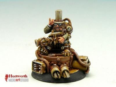 Wolsung Miniatures Thomas Rockheart Jr. (1)