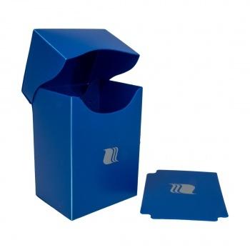 Blackfire Deck Holder Vertical - for 80+ Cards - Blue
