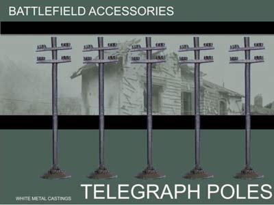 Telegraph Poles (10)