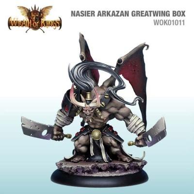 Nasier Arkizan Greatwing Box (2)