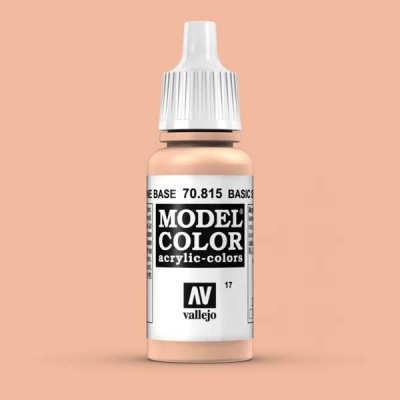 Model Color 017 Grund Hautfarbe (Basic Skintone) (815)