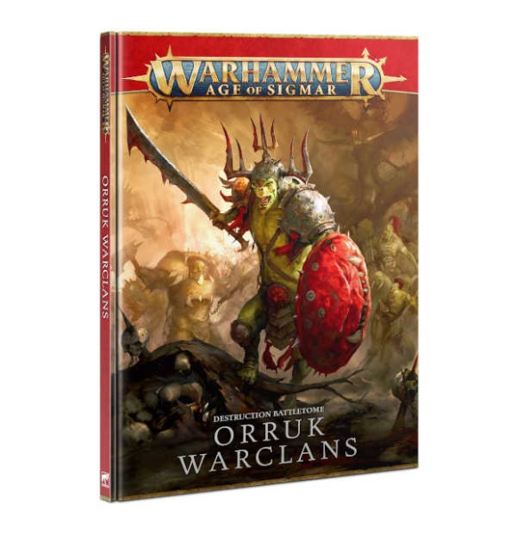 Battletome: Orruk Warclans (Softcover)