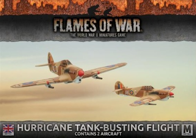 Hurricane Tank-busting Flight (2)