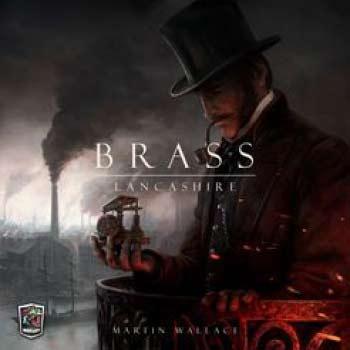 Brass: Lancashire - EN