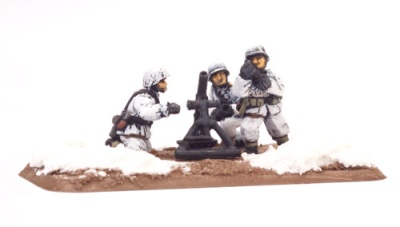 German Mortar Platoon (late)