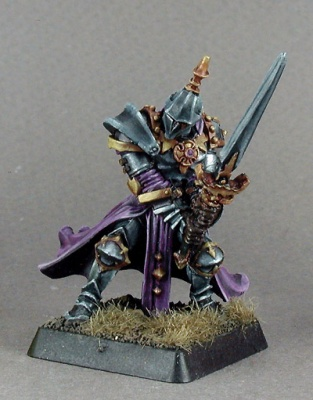 Andras, Overlord Capt