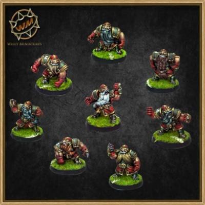 Dwarf Blockers (8)