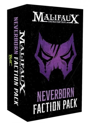 Malifaux (M3E): Neverborn Faction Pack